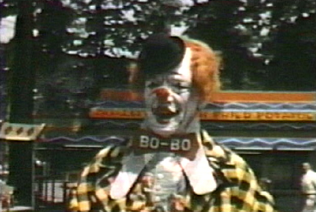 Read all about the unusual story of Bobo the clown!